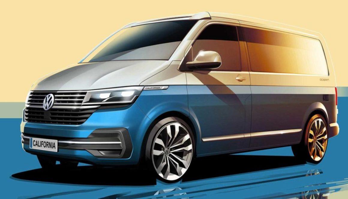 VW Transporter California 6.1