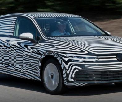Nowy Golf Volkswagen