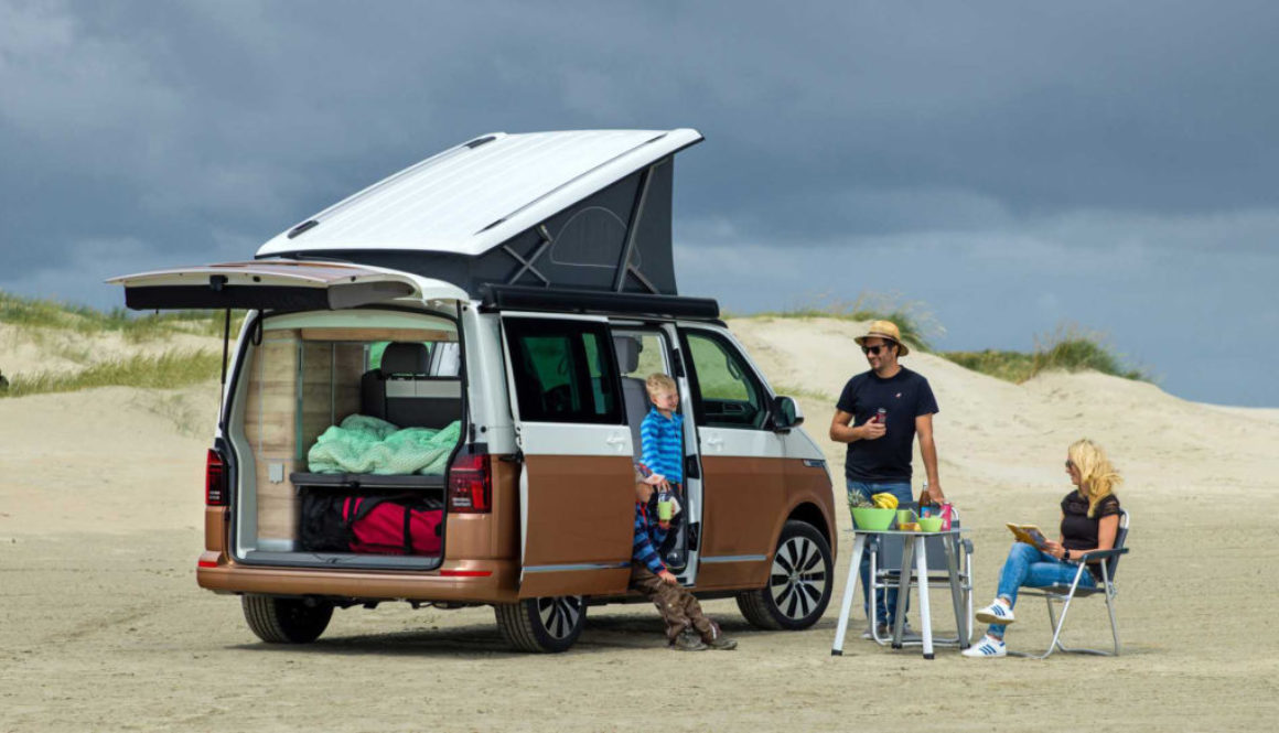 VW T6.1 California