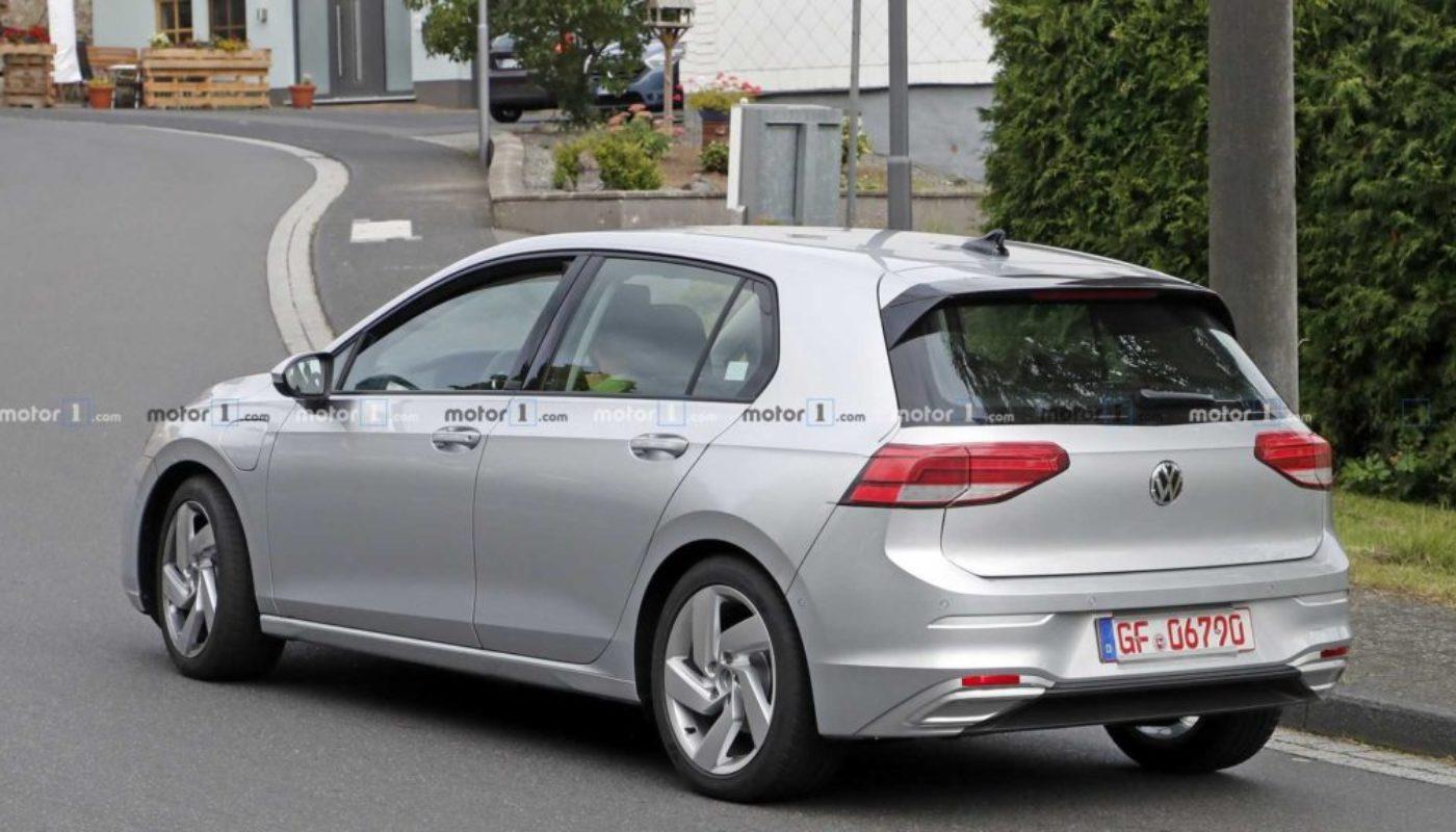Volkswagen Golf VIII zadebiutuje 24 października.