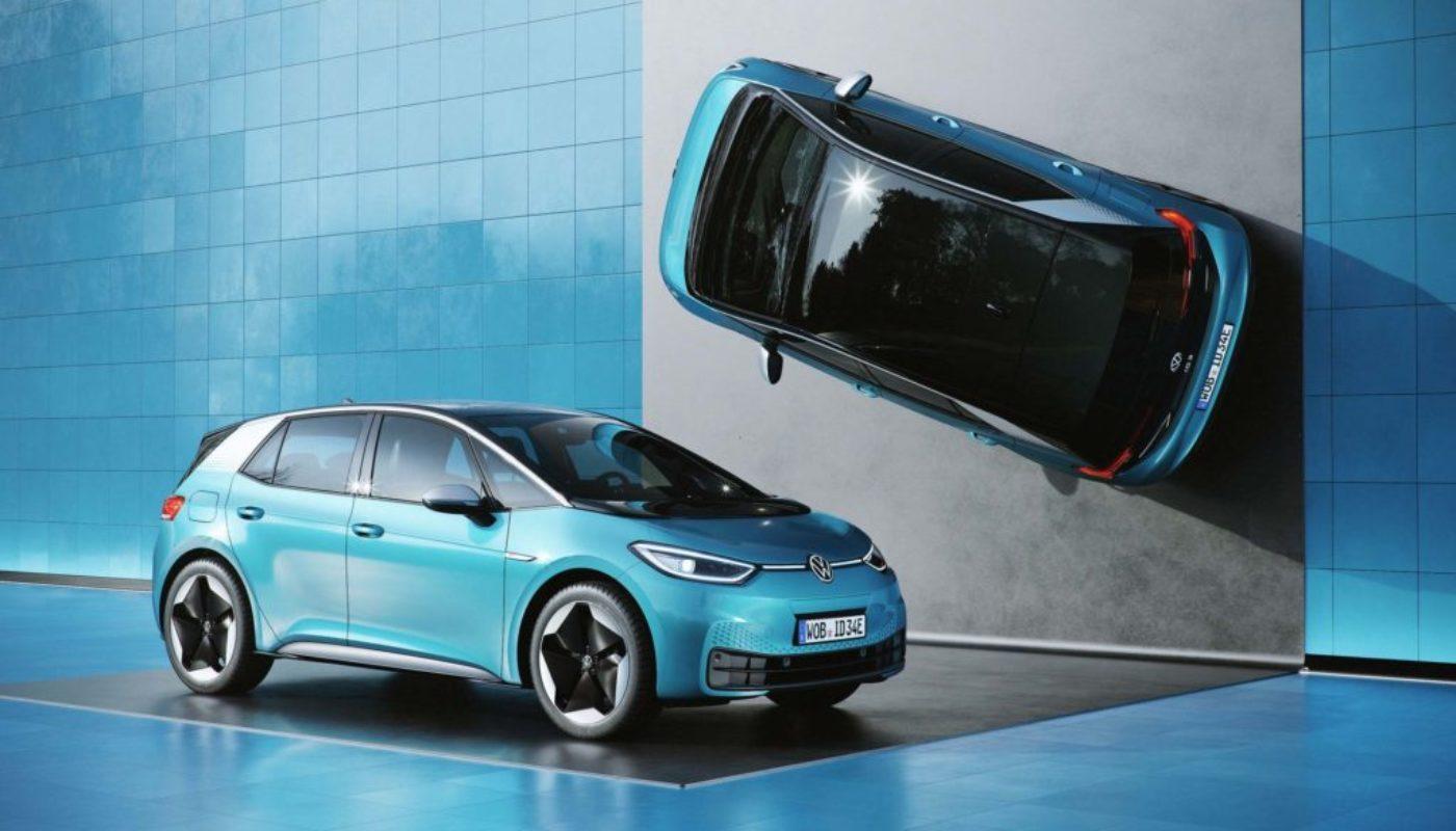 Elektryczny Volkswagen ID.3