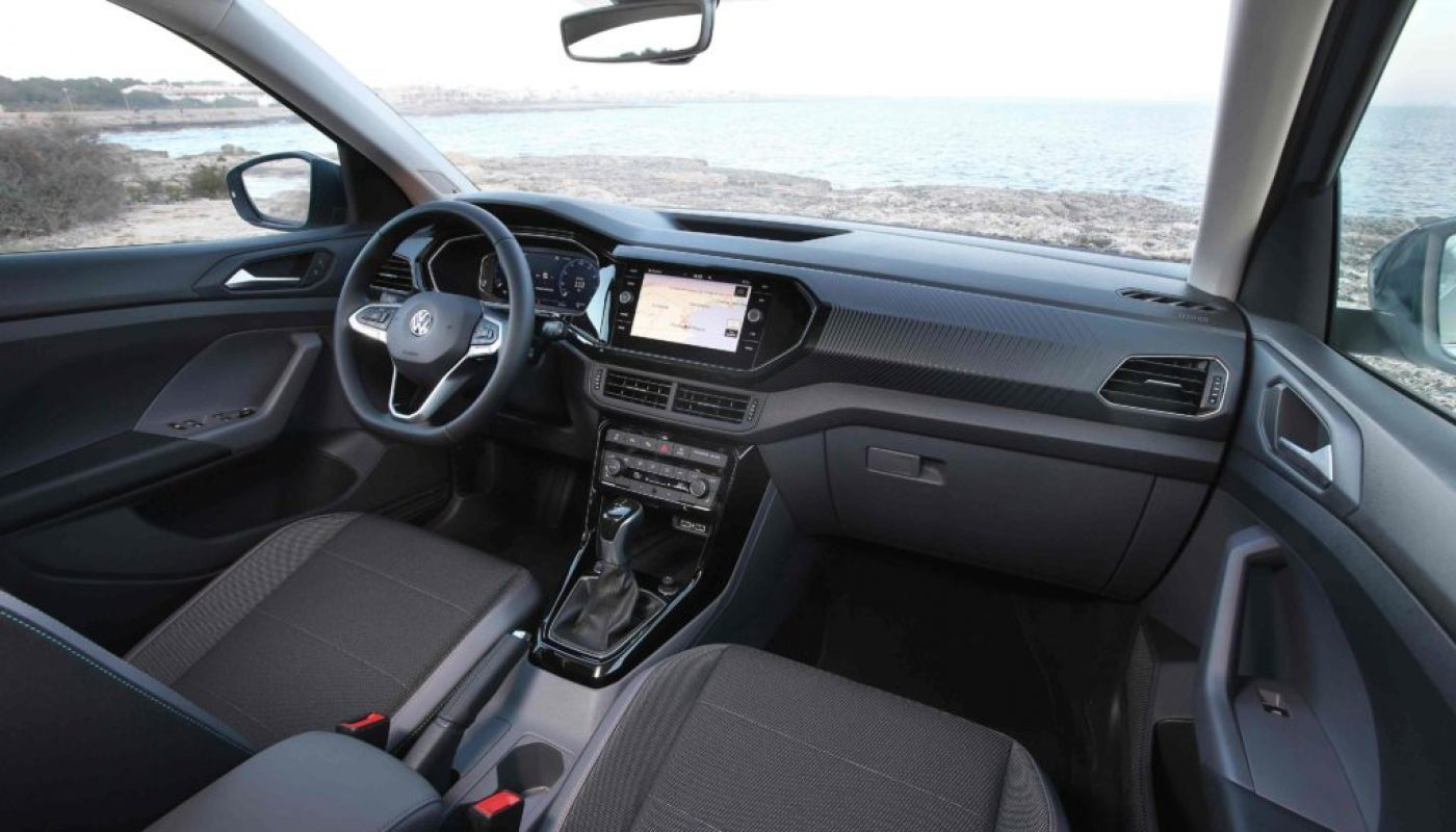 Volkswagen T-Cross z silnikiem 1.5 TSI