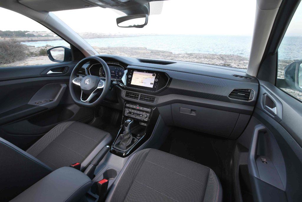 Volkswagen T-Cross z silnikiem 1.5 TSI o mocy 150 KM