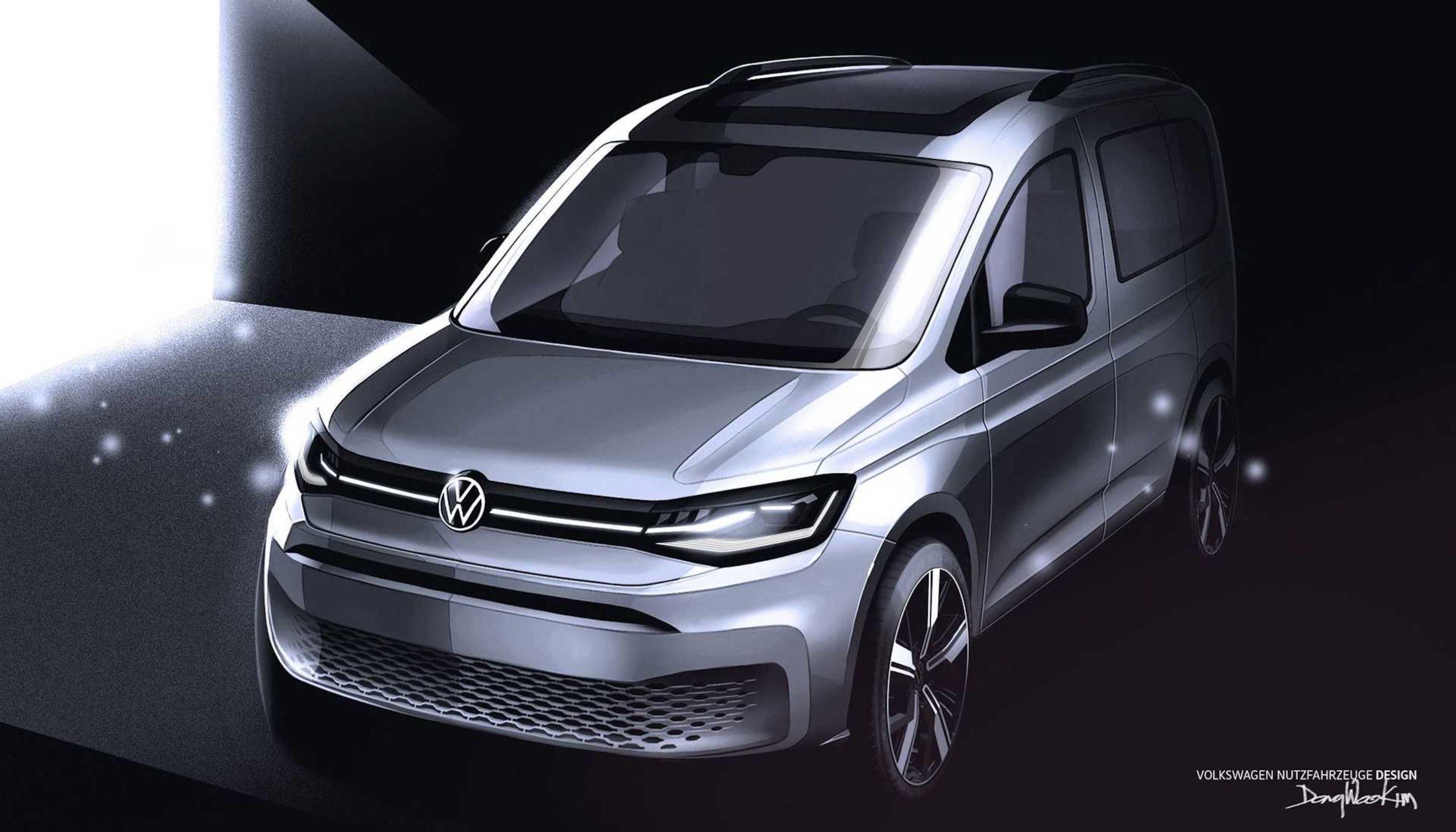 Nowy Volkswagen Caddy będzie zupełnie inny, a jednak spełniający wszystkie stawiane wcześniej wymagania. Światowa premiera modelu już w lutym