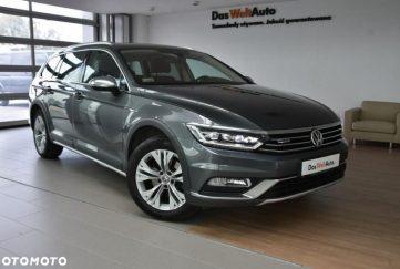 Volkswagen Passat 2.0 TDI 150 KM Alltrack Salon PL FV 23% CityMotors