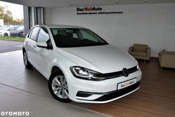 Volkswagen Golf VW Golf VII FL 1,6 TDI 115 KM Salon PL FV 23% CityMotors