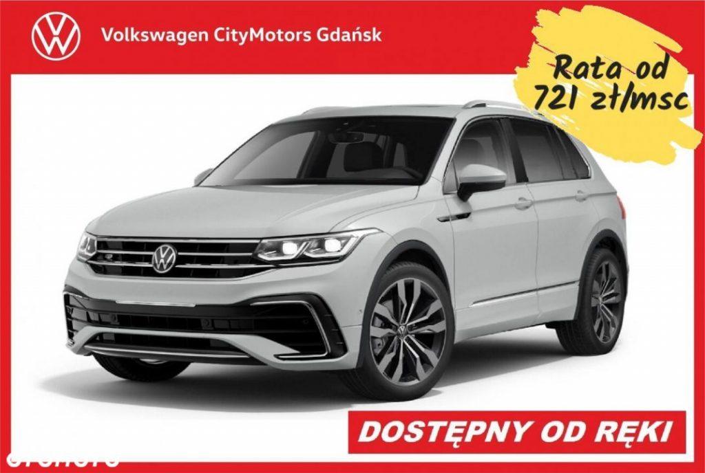 Volkswagen Tiguan R-Line 1.5 TSI DSG CityMotors Gdańsk