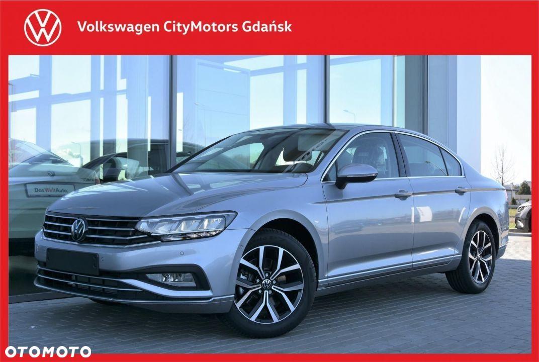 Volkswagen Passat Elegance 1.5 TSI 150KM DSG
