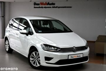 Volkswagen Golf-sportsvan 1.2 TSI 110KM, Comfortline, ASO, Salon PL, CityMotors VW