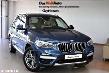 Bmw X3 2.0TDI 190KM, M-Pakiet, xDrive, Faktura VAT23%, CityMotors VW