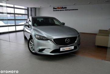 Mazda 6 2.0 165 KM Skyenergy Navi polski salon CityMotors