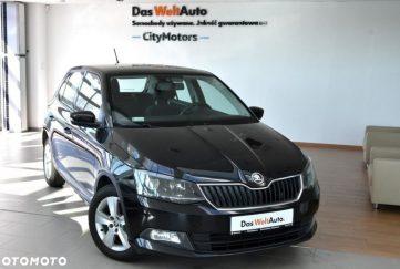 Skoda Fabia 1.2TSI 110KM, Ambition, Faktura VAT23%, CityMotors VW