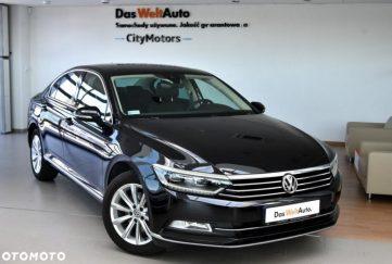 Volkswagen Passat 2.0TDI 150KM, Highline, ASO, Faktura VAT23%, Salon PL, CityMotors VW