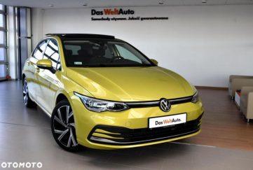 Volkswagen Golf 1.5 eTSI EVO mHEV 150 KM DSG Style CityMotors
