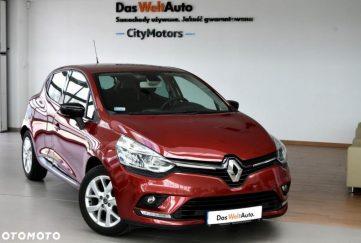 Renault Clio 0.9 Tce 76KM, Limited, Faktura VAT23%, Salon PL, CityMotors VW