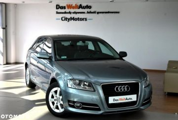 Audi A3 2.0TDI 140KM, Vat Marża, Automat S-Tronic, Klima, CityMotors VW