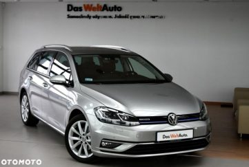 Volkswagen Golf 1.5TSI 130KM, Highline, Faktura VAT23%, Salon PL, ASO, CityMotors VW