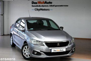 Peugeot 301 1.6 BlueHDI 99KM, Faktura VAT23%, CityMotors VW