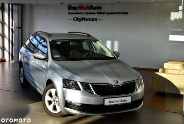 Skoda Octavia 1.6TDI 115KM, Ambition, ASO, Faktura VAT23%, CityMotors VW