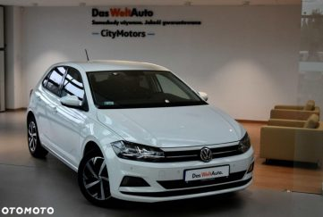 Volkswagen Polo 1.0TSI 95KM, Comfortline, ASO, VAT Marża, CityMotors VW